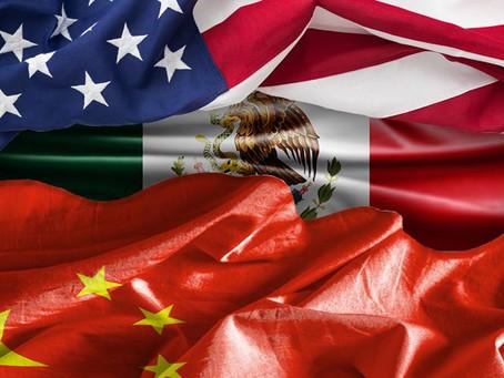México: entre Estados Unidos y China