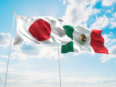 México y Japón: una relación a celebrar
