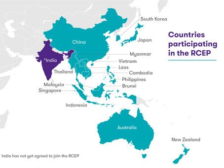 El RCEP y la nueva realidad en Asia