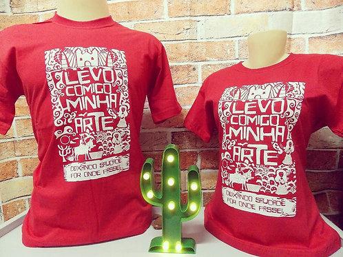 Camisetas - Coleção Boneca