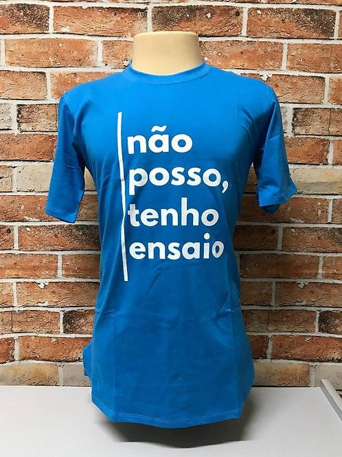 Camisetas - Coleção Ensaio