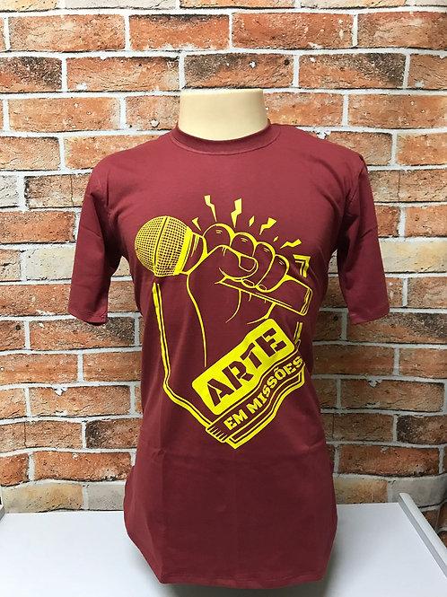 Camisetas - Coleção Arte