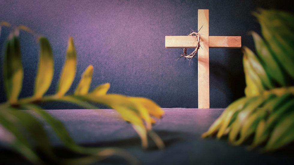 Lent Season,Holy Week and Good Friday co