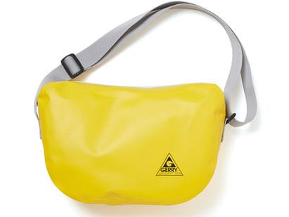 梅雨の時期に最適防水バッグ
