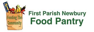 First Parish Newbury Food Pantry logo