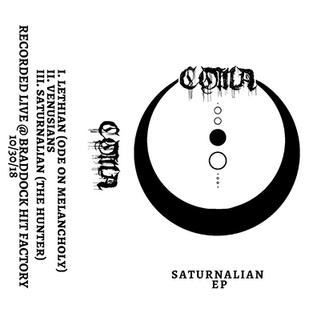 coma - saturnailian ep
