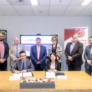 EurekaTechIn and ACHA Signed the Strategic Collaboration Agreement