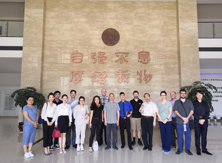 2019 Eureka Innovation & Entrepreneurship Mission To China-Zhejiang Station Successfully Held!