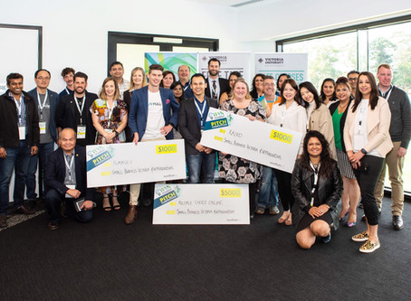 Eureka TechIN was invited to be present WYNnovation 2020 Pitch Competition