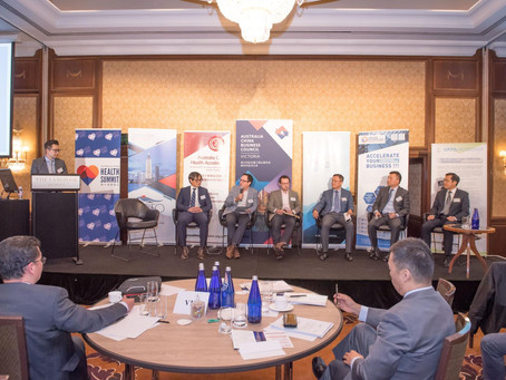 The Australia China Health Summit 2019 was a huge success!