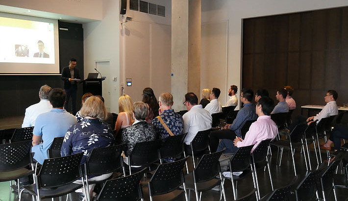 EurekaTechIn's Partner, ACHA, Held the UprAsia Launch and the First Workshop