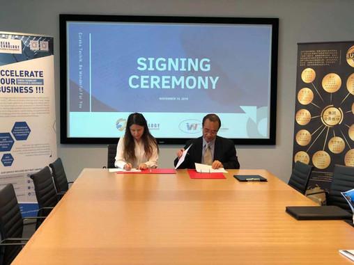 Eureka TechIN officially became the shareholder of INWENTECH