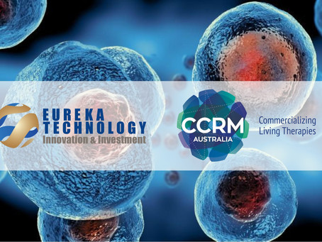 Eureka TechIN partners with The Centre for Commercialization of Regenerative Medicine Australia