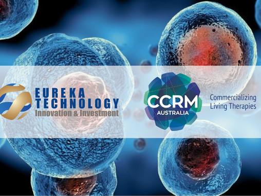 Eureka TechIN partners with The Centre for Commercialization of Regenerative Medicine Australia