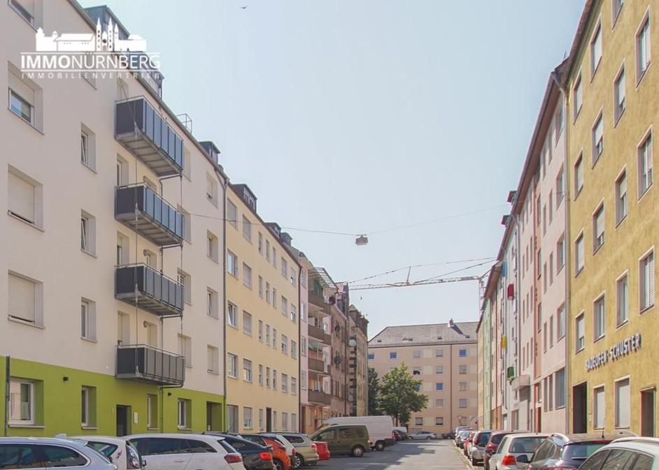 Mietwohnung Nürnberg-Steinbühl