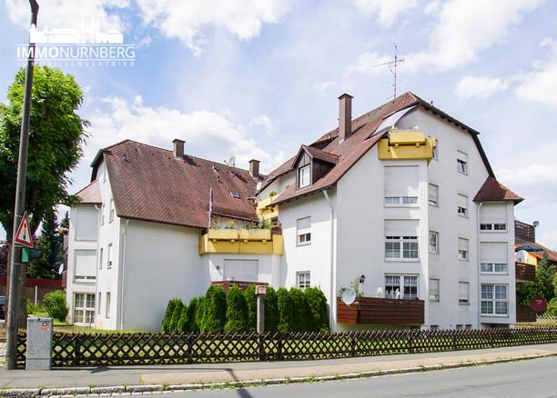 Verkauf und Vermietung 2-Zimmer-Eigentumswohnung