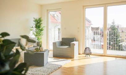 Wohnbereich (Homestaging)
