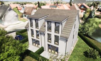 Verkauf Doppelhaus