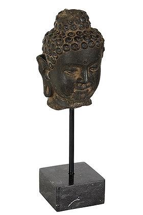 Broken Buddha Head 000397
