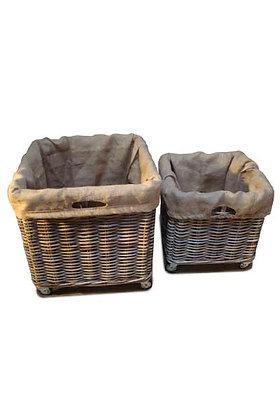 Square set baskets 000443