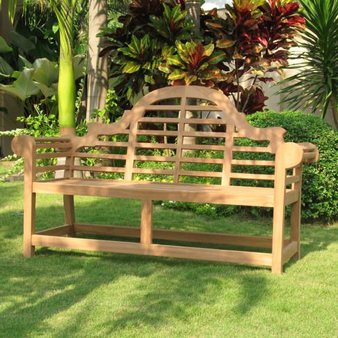 Marlboro bench teak