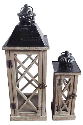 Lantern Set of 2 000 435
