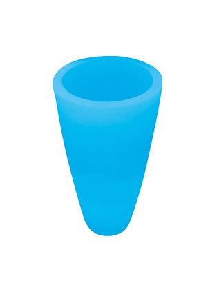 Led pot round