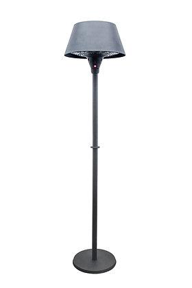Glowy big lamp electric patio heater