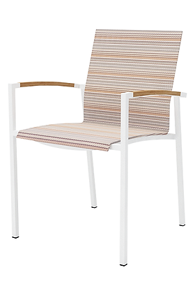 Pointe Chair Stripes