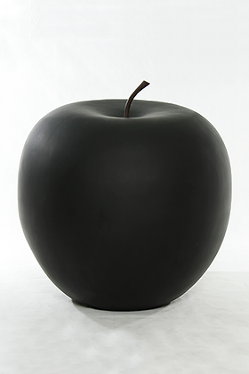 Apple Mat Fiberstone Black