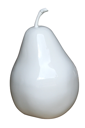 Pear Glossy White