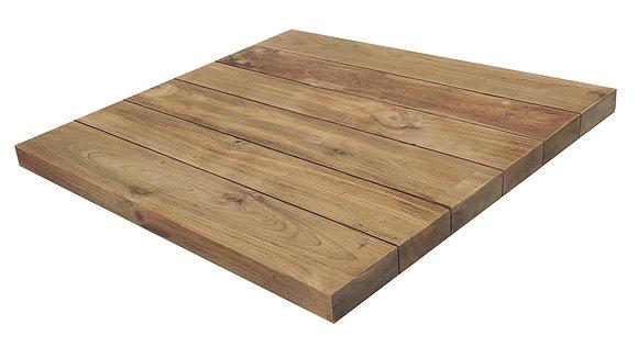 Adam square separate top