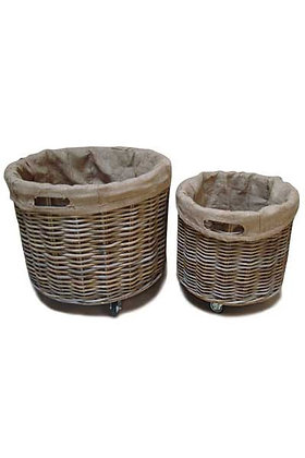 Round set basket 000442