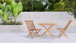 Sfeerbeeld-folding tables