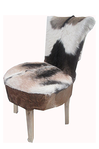 Chair Goatskin 000139