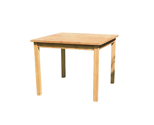 Bistro table teak