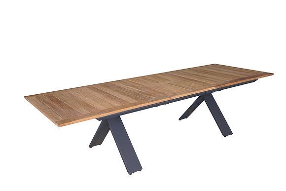 Sierra extendable table