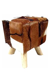 Square stool 000129