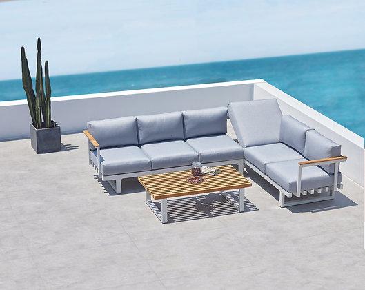 Belle sofa set