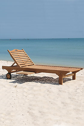 Lounger Classic with tray