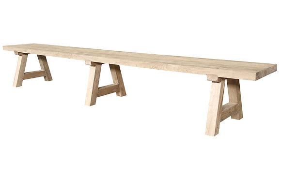Castle bench - A