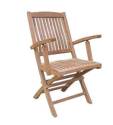 Bali folding chair