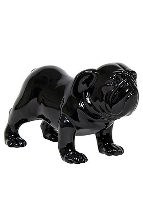 Dog Glossy Fiberstone
