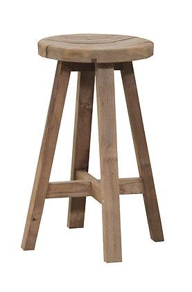 Castle rustic bar stool