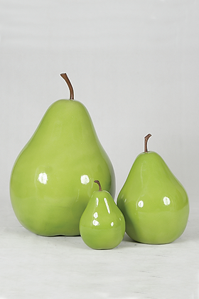 Pear Glossy Green
