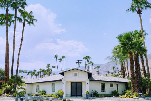 Palm Springs Pandemic Getaway | Travel