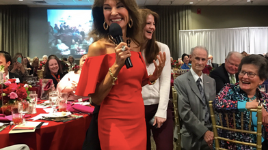 Susan Lucci At Bolo Bash 2018 | Little Rock, AR