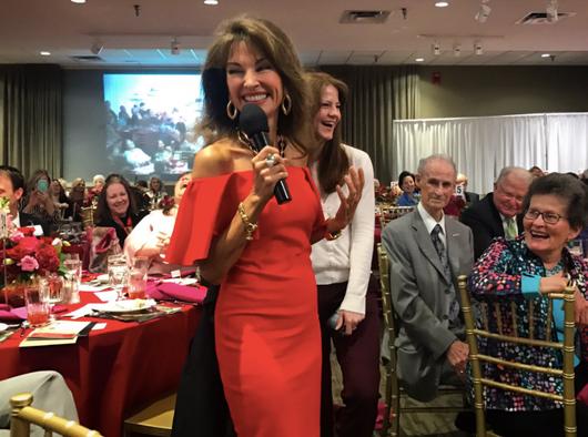 Susan Lucci At Bolo Bash 2018 | Little Rock, AR