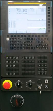 FANUC Controller in BOS G5