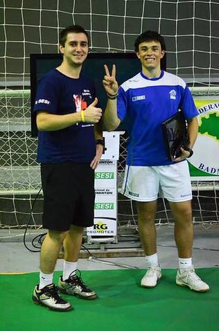 Arapongas com Rodolfo Salles